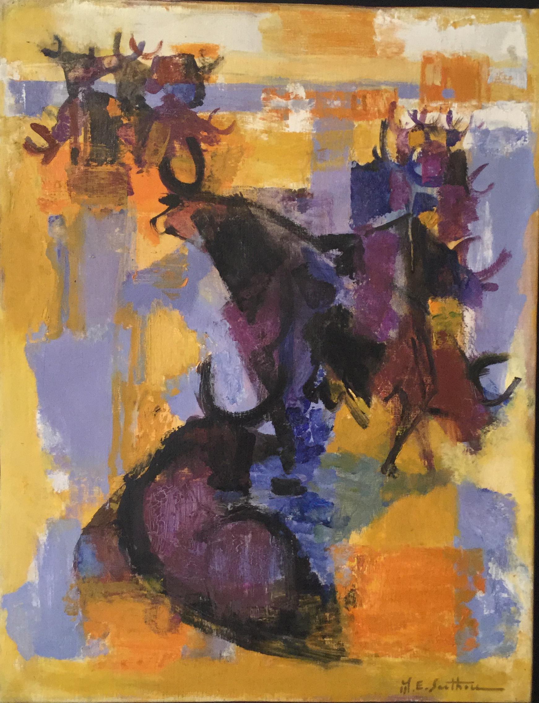 Artiste Peintre Contemporain Toulouse maurice elie sarthou - artiste peintre Œuvres & tableaux
