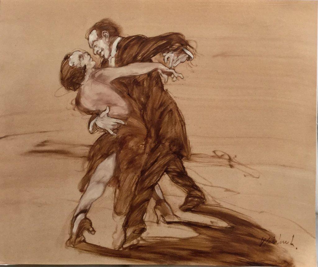 Claude Weisbuch - Tango