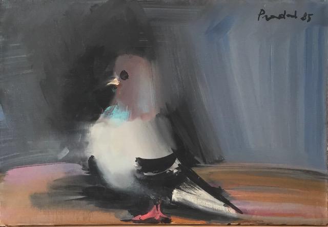 Peintre Oeuvre galerie Tableau Pradal