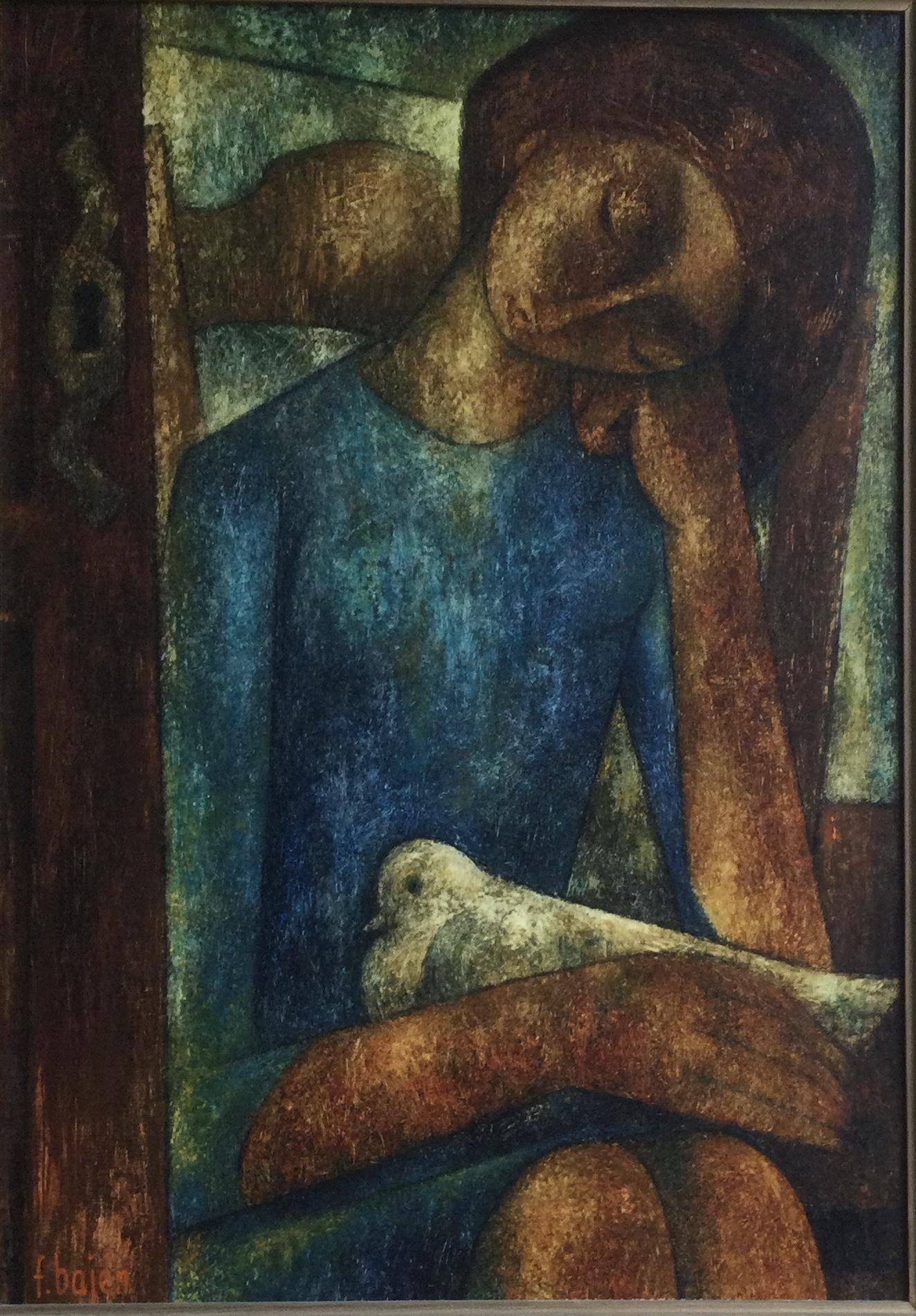 Francisco Bajen Oeuvre Peinture Côte
